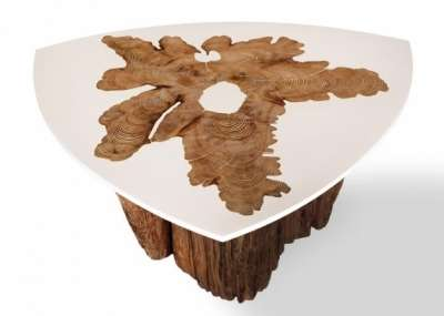 Modern Tree Stump Furnishings