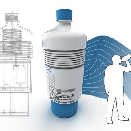 Bottomless Water Bottles