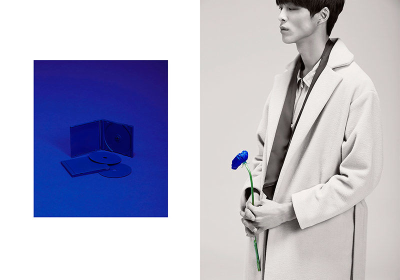 Chromatic Menswear Editorials
