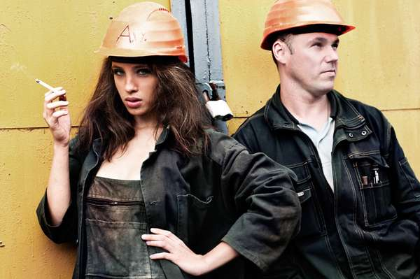 Blue-Collar Fashiontography