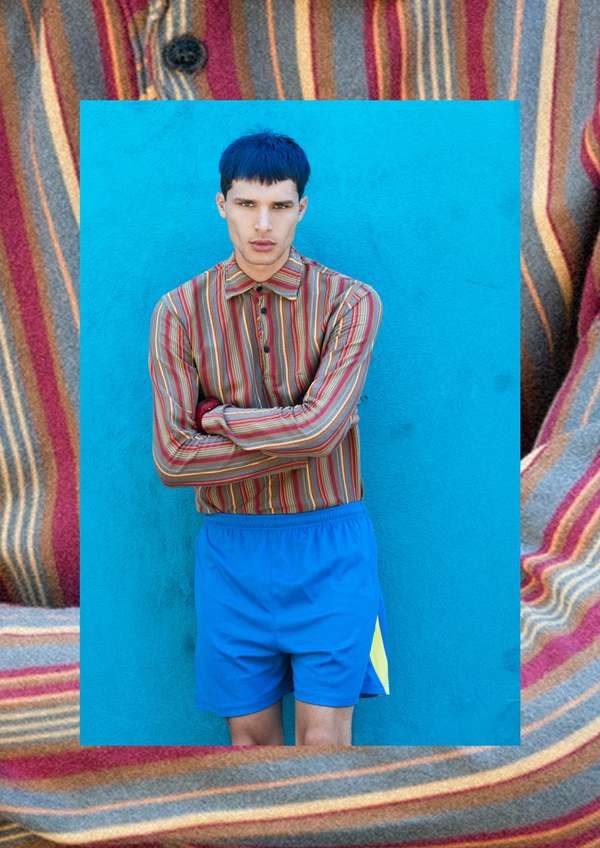 blue fashionisto exclusive