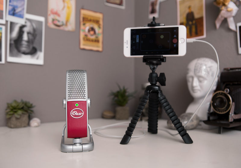 Miniature USB Microphones