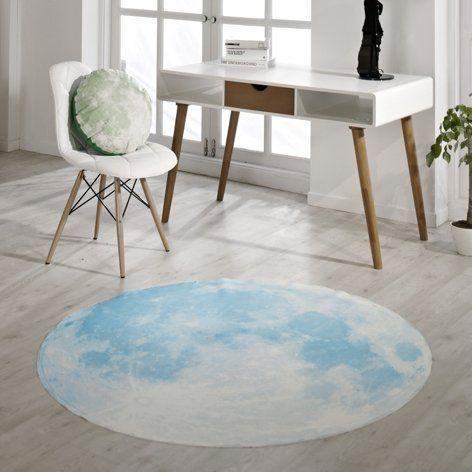 Circular Celestial Carpets
