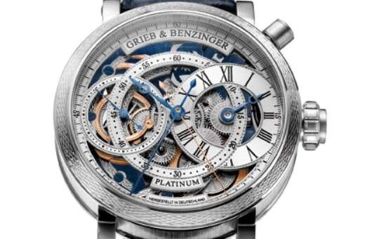Extreme Platinum Timepieces