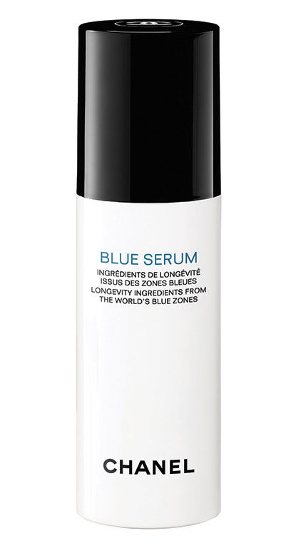 Blue Zone-Inspired Facial Serums