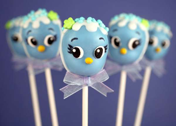 Sweet Tweeting Treats