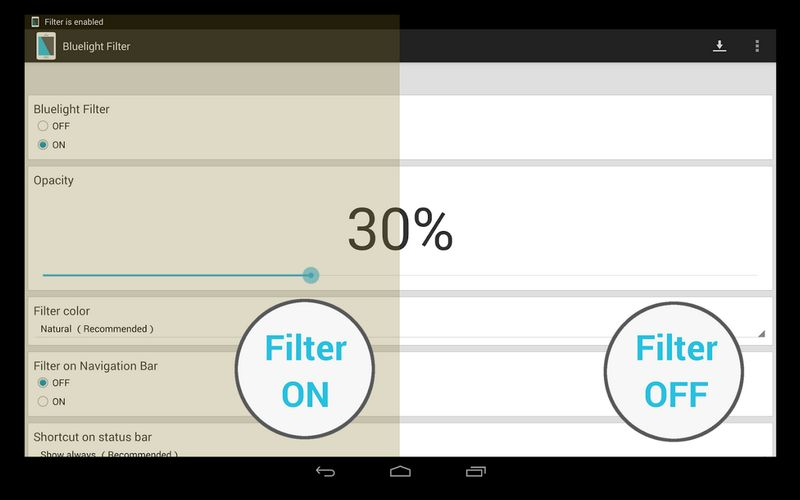 Screen Resolution Eyecare Apps