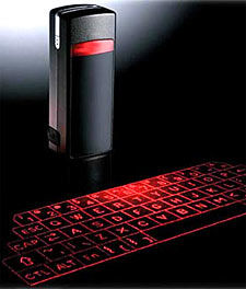 Bluetooth Laser Virtual Keyboard