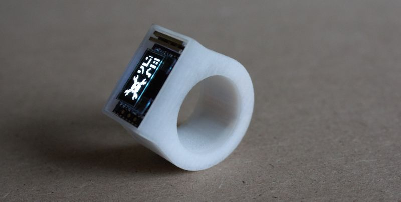 3D-Printed Smart Wearables