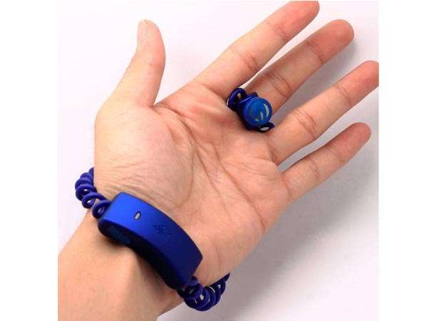 Bluetooth wristband