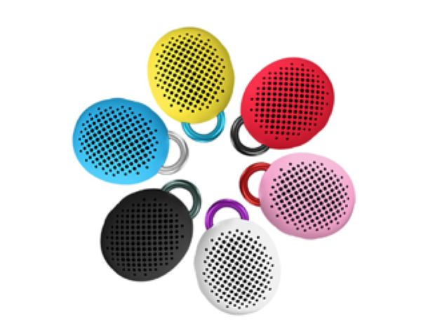 Chromatic Pocket-Sized Speakers