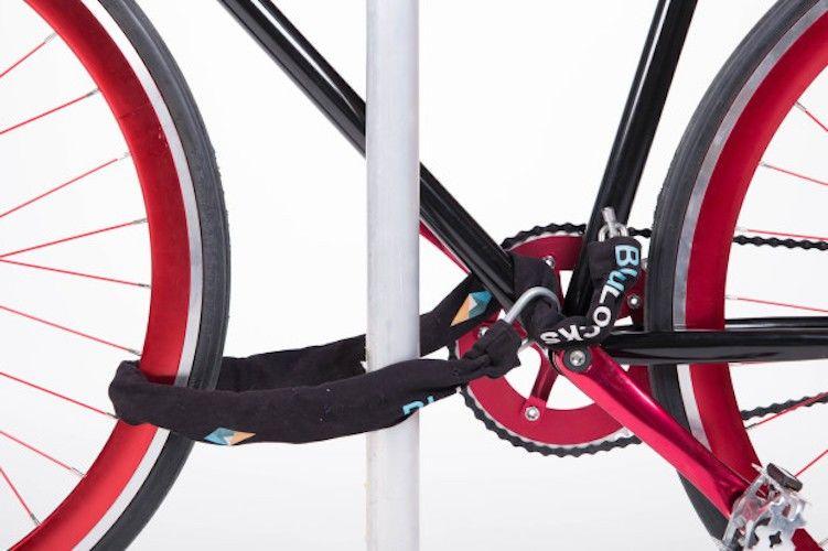 Lock-Embedded Bikes