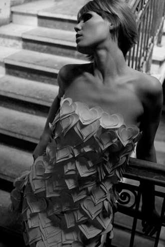 Paper Heart Dresses