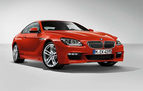 Family-Friendly Sports Cars : BMW 6 Series Sport