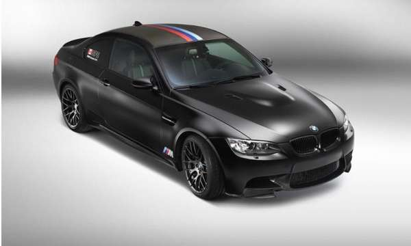 bmw m3 special