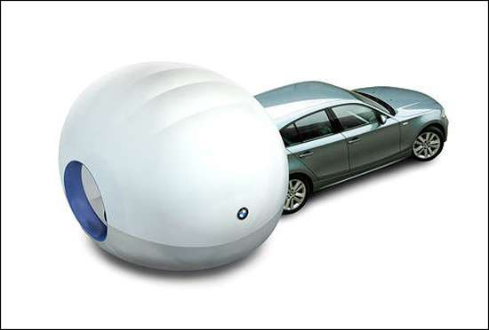 BMW's Air Camper