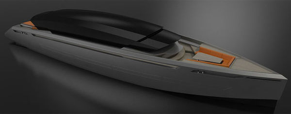 Sleek Stealthy Luxury Yachts