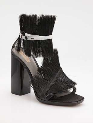 Hairy Heels