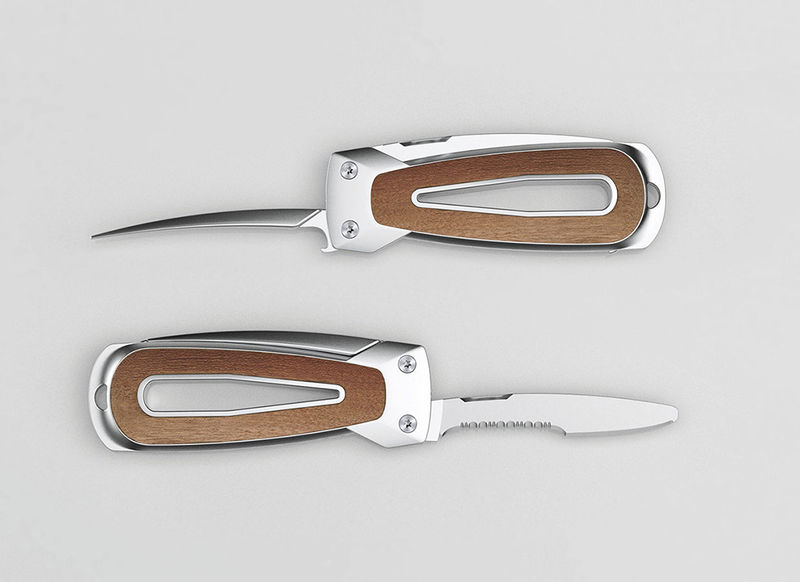 Modernized Nautical Knives
