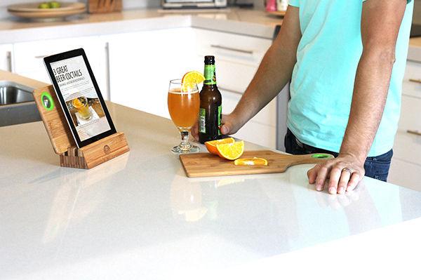 Bottle Opener Chopping Boards