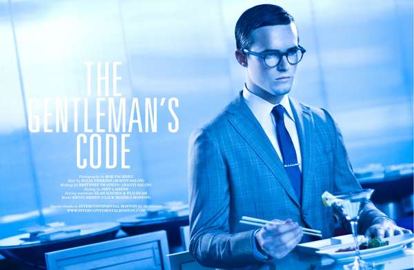 Geek-Chic Editorials