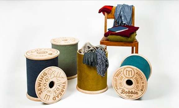 Sewing Spool Seating