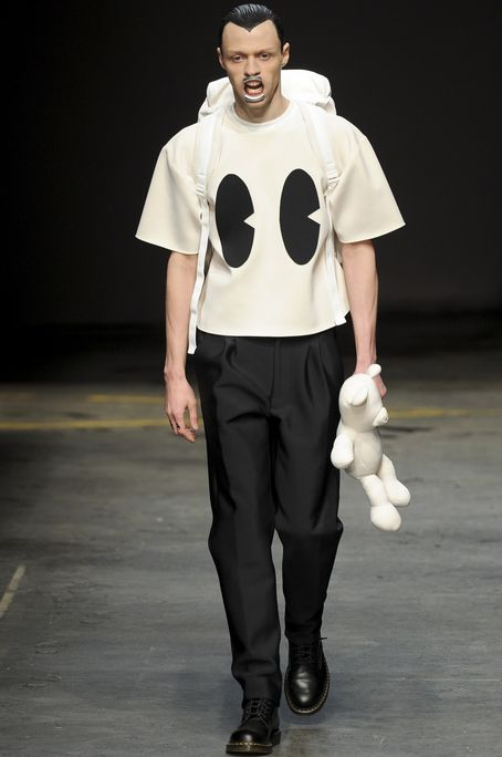 Creepy Cartoonish Menswear