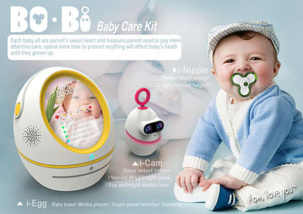 Baby Health Monitor Gadgets