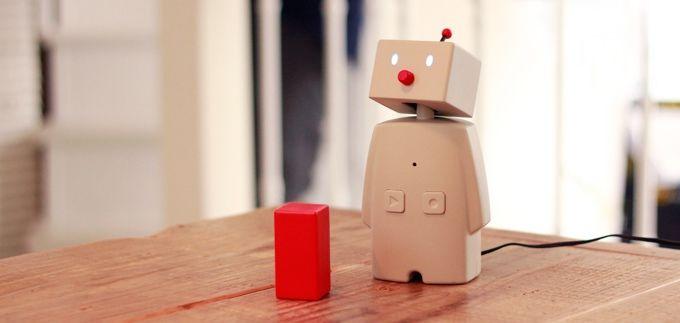 Personal Robot Phones