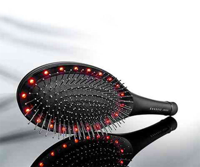 Massage Therapy Hairbrushes