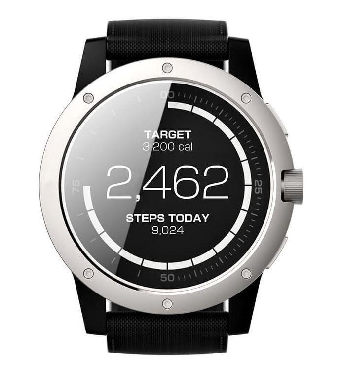 Body Heat-Powered Watches