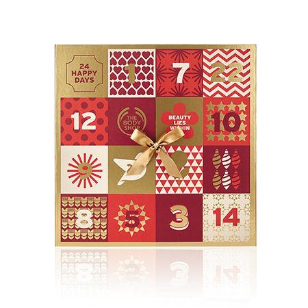 Skincare-Based Advent Calendars