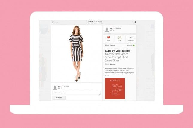 Personalized Shopping Sites