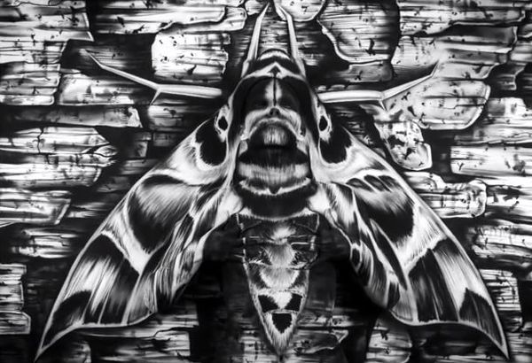 Creepy Bodypaint Illusion Videos