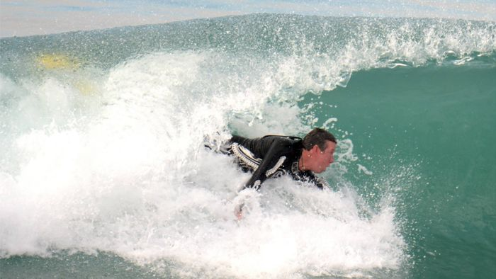 Wearable Bodysurfing Suits