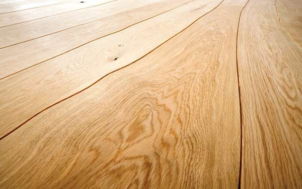 Curvy Floor Boards