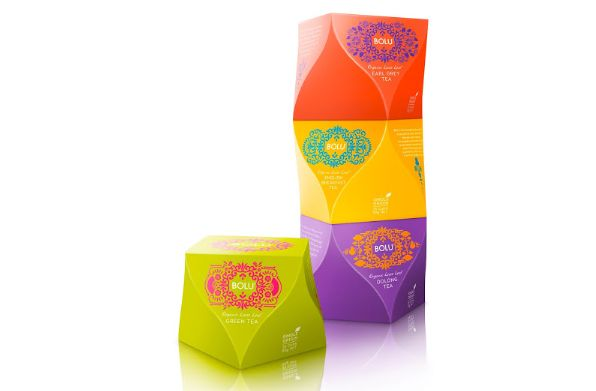 Bolu Tea Packaging