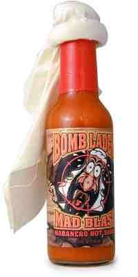 Terrorist Hot Sauce