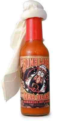 Terrorist Hot Sauce