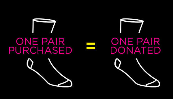 One-for-One Hosiery Brands