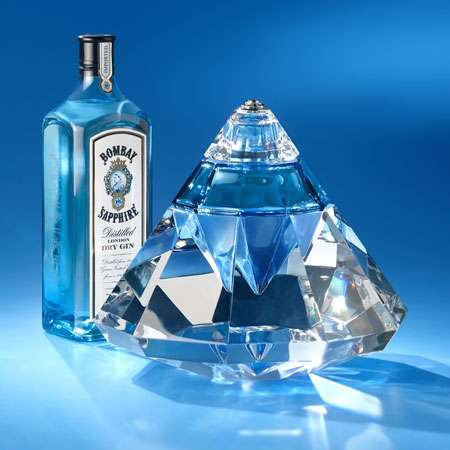 Crystal Gem Bottles for Charity