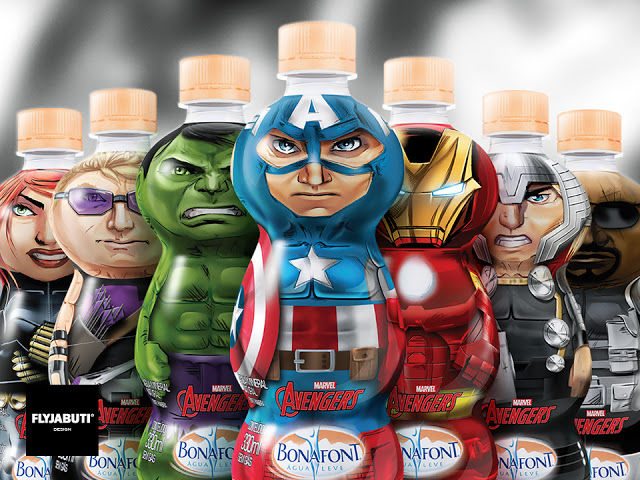 Heroic Water Bottles