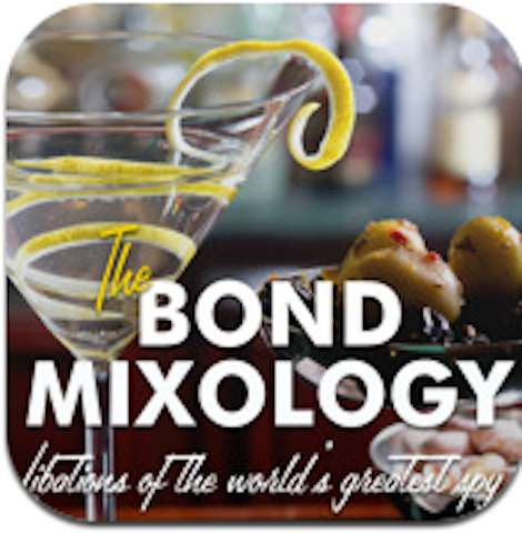 bond mixology app