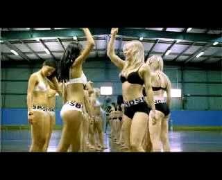 Underwear Dance Offs