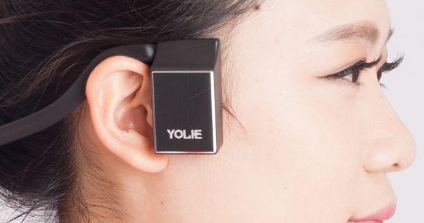Open-Ear Conduction Headphones