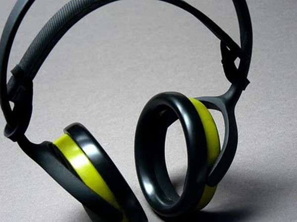 Hollowed-out Headphones