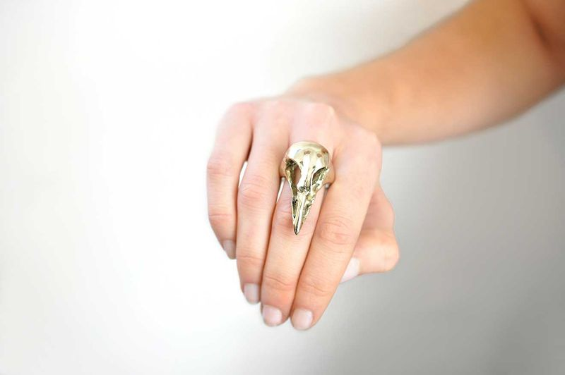 Fashionable Fowl-Inspired Jewelry