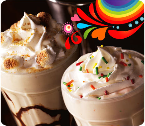 Toasted Campfire Shakes