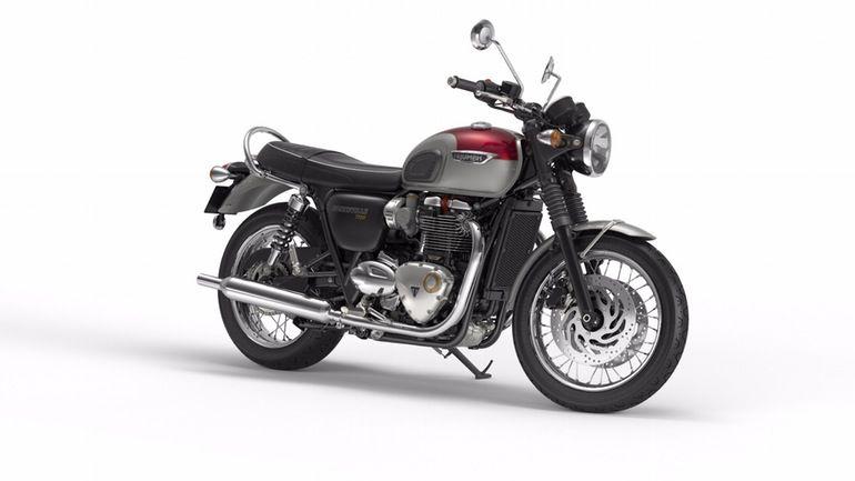 Classically Designed Motorbikes