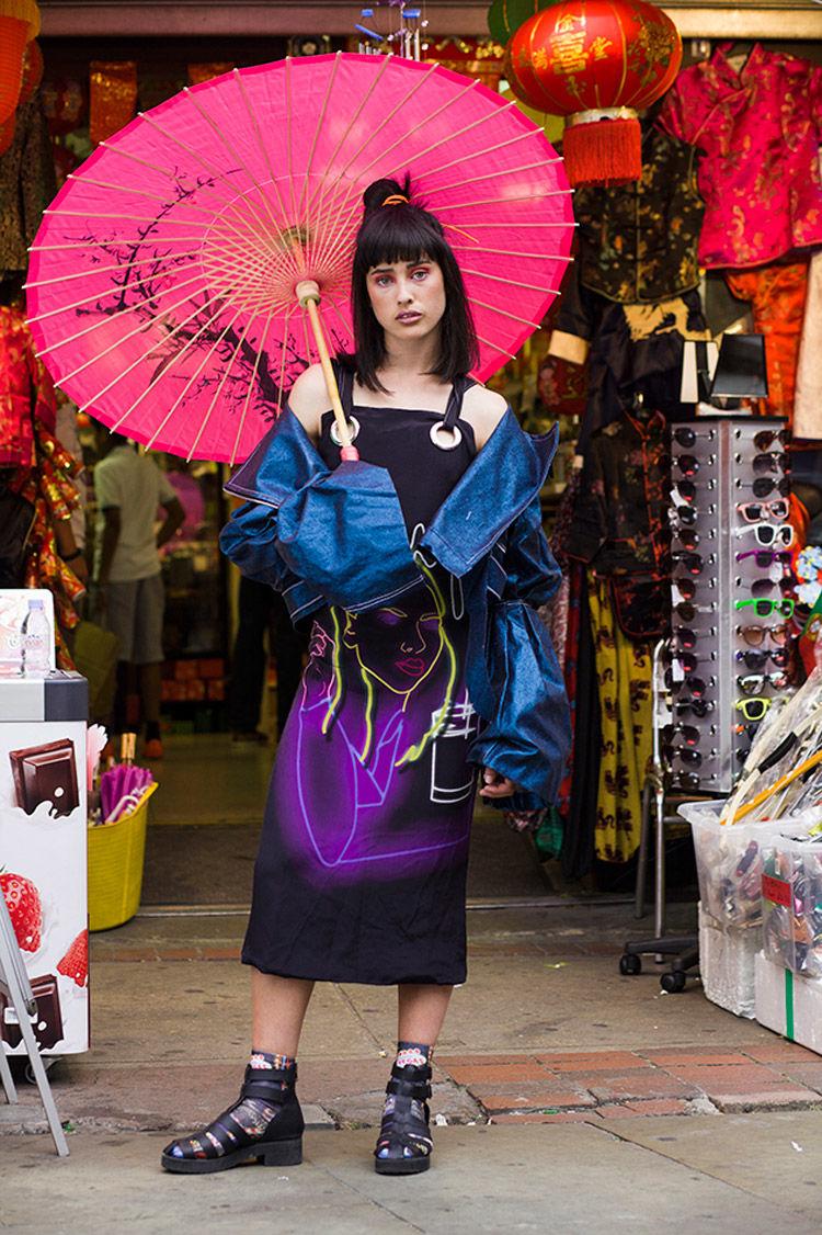Urban Geisha Portrayals